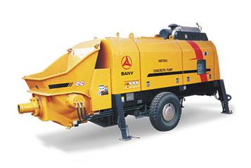 三一HBT40C-1008D拖泵