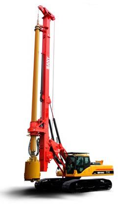 三一SR150C旋挖钻机
