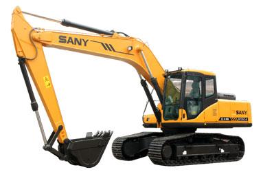 三一SY235C-8挖掘机