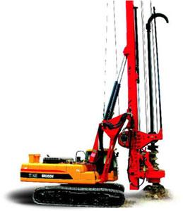 三一SR280M旋挖钻机