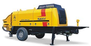 三一HBT60C-1816Ⅲ拖泵