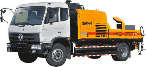 三一SY5123THB-9018III车载泵