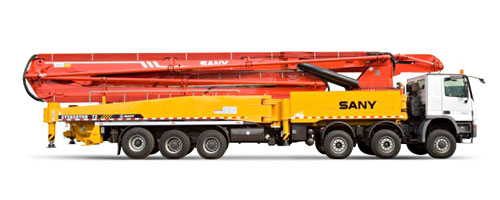 三一SY5650THB 72泵车