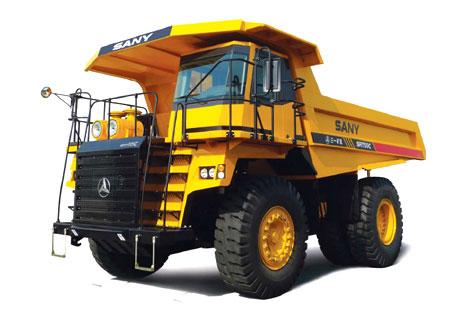 三一SRT55C矿用车