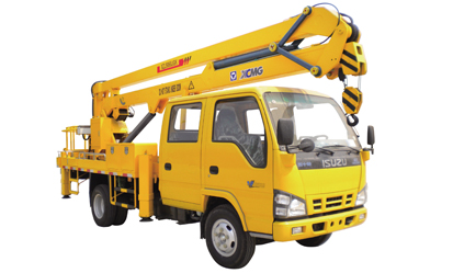 徐工XZJ5068JGK 18米高空作业车