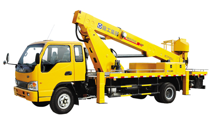 徐工XZJ5082JGK 18米高空作业车