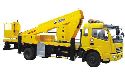 徐工XZJ5090JGK 21米高空作业车