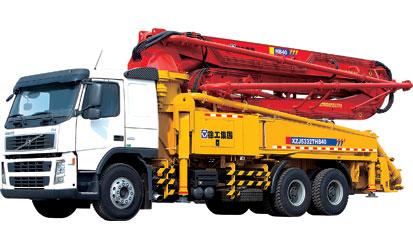徐工HB40混凝土泵车
