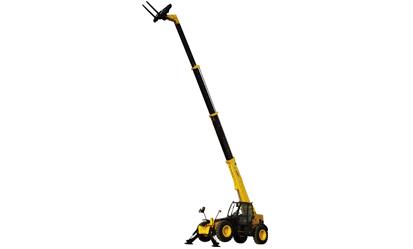 徐工XT680-170伸缩臂叉装机