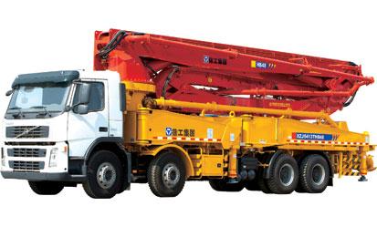 徐工HB48-B-C-D混凝土泵车