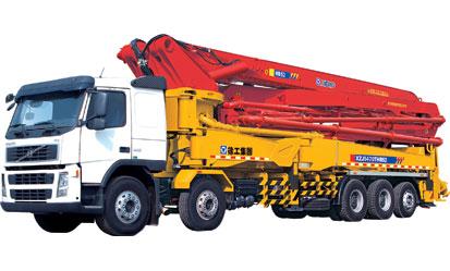 徐工HB52混凝土泵车