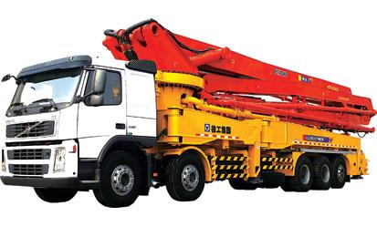 徐工HB56混凝土泵车