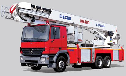 徐工DG40C登高平台消防车