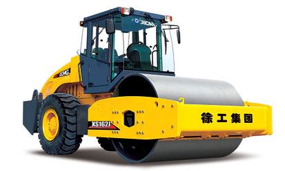 徐工XS162J单钢轮压路机
