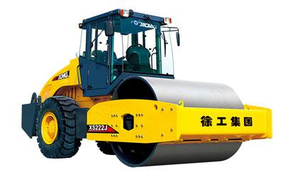 徐工XS222J机械驱动单钢轮振动压路机