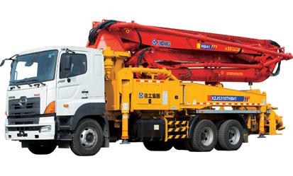徐工HB41混凝土泵车