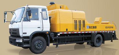徐工HBC90-II车载泵