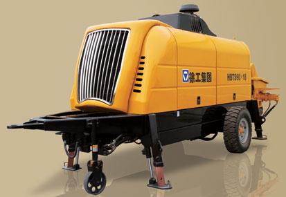 徐工HBTS80X16拖泵