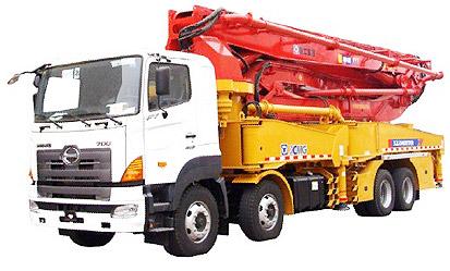 徐工HB48B混凝土泵车