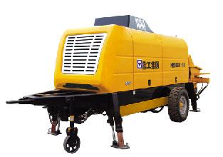 徐工HBDS60×16拖泵