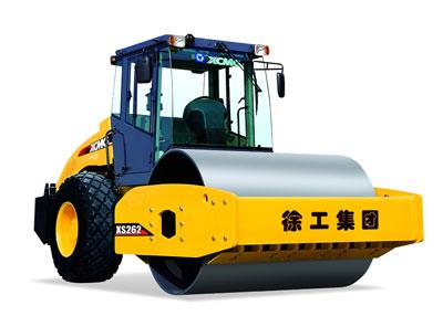 徐工XS262液压驱动单钢轮振动压路机