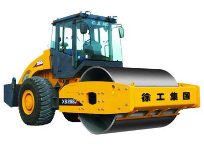 徐工XS262J机械驱动单钢轮振动压路机