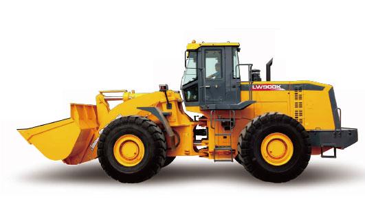 徐工LW900K轮式装载机
