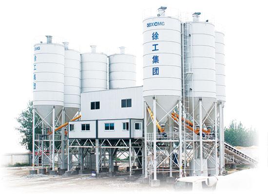 徐工HZS180K环保型商品混凝土搅拌站