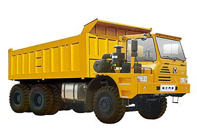 徐工NXG5640DT自卸卡车
