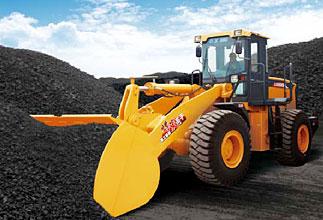 徐工LW500KL煤炭高手装载机