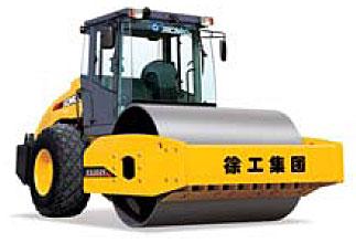 徐工XS222E液压驱动单钢轮振动压路机