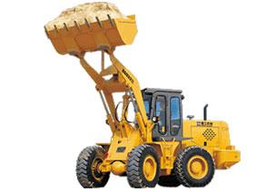 厦工XG932II轮式装载机