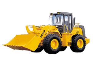 厦工XG953轮式装载机图片