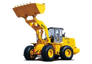 厦工XG955轮式装载机图片