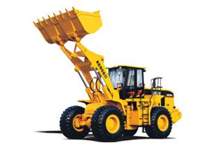 厦工XG956II轮式装载机图片