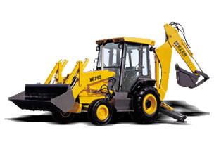 厦工XG765挖掘装载机
