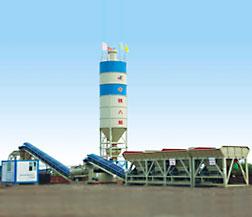 新筑股份WCBG300稳定土厂拌设备