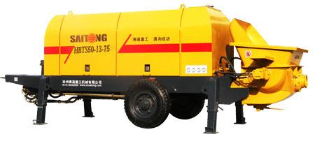 赛通重工HBTS50-13-75输送泵图片