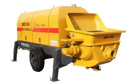 赛通重工HBTZ60-07-75输送泵
