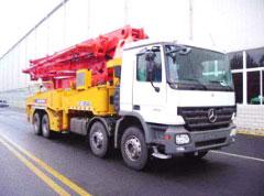 赛通重工HB45混凝土泵车
