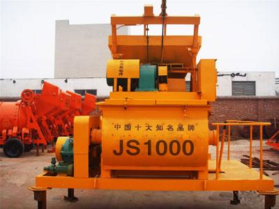 徐州赛通JS1000搅拌机图片