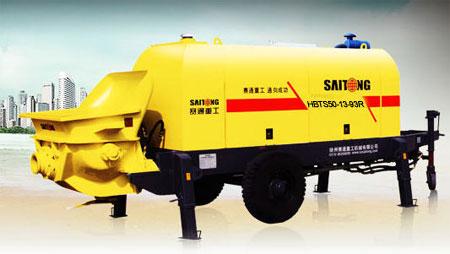 赛通重工HBTS50-13-93R输送泵