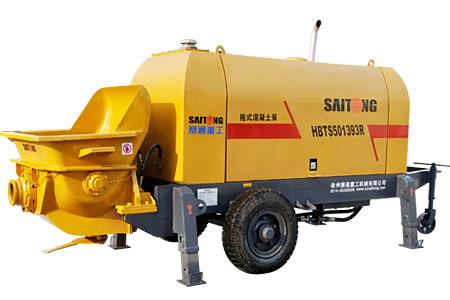 赛通重工HBTS50-13-92R输送泵