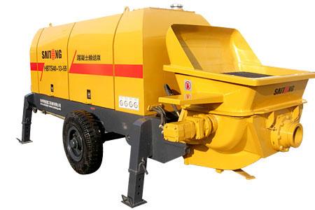 赛通重工HBTS40-13-55输送泵