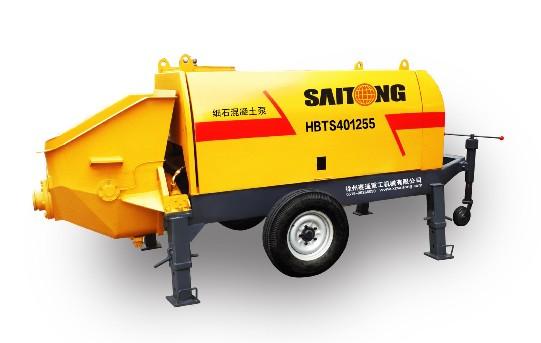 赛通重工HBTS40-12-55(领先型)输送泵