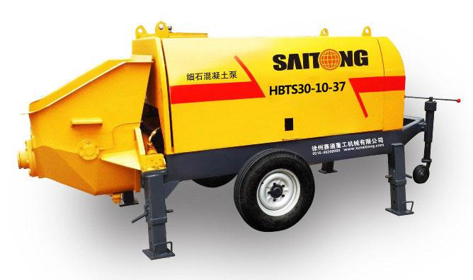 赛通重工HBTS30-10-37(经济型)输送泵