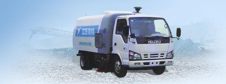 宜工JTZ5060TSL扫路车