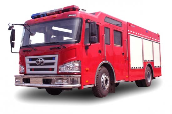 中联重科ZLJ5170GXFAP45城市主战消防车