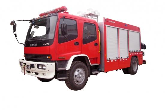 中联重科ZLJ5130TXFJY98抢险救援消防车
