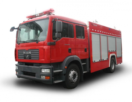 中联重科ZLJ5160GXFAP44城市主战消防车